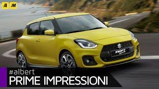 Suzuki Swift Sport 2018 | 975 Kg di divertimento (4K Video)