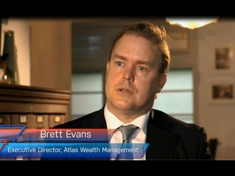Australia Network Interview of Brett Evans, Australian Expat Financial Adviser