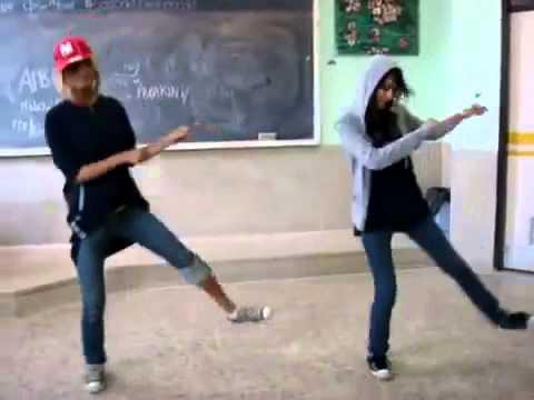 رقص راب بنات كابل في المدرسة  لموت ديال ضحك thumbnail