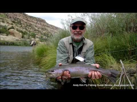 Fly Fishing Big Trout San Juan River Fun Fall 2012