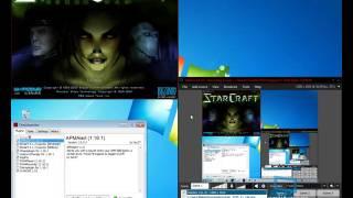 Starcraft Broodwar: Play vs custom AI