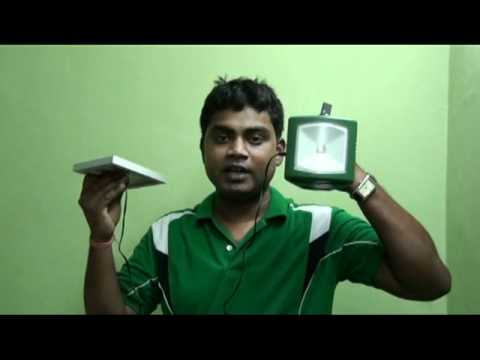 Nova Mobile Solar Lantern - Hindi Video from Loop Solutions