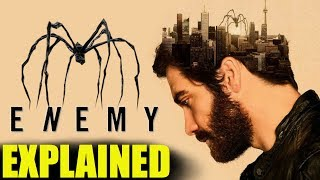 Enemy EXPLAINED - Movie Review (SPOILERS)