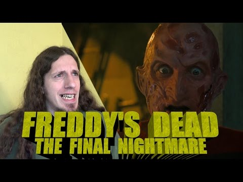 Freddy's Dead: The Final Nightmare Review #1