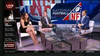 The Leg Show ft. Rachel Nichols, Toni Collins, Dianna Russini