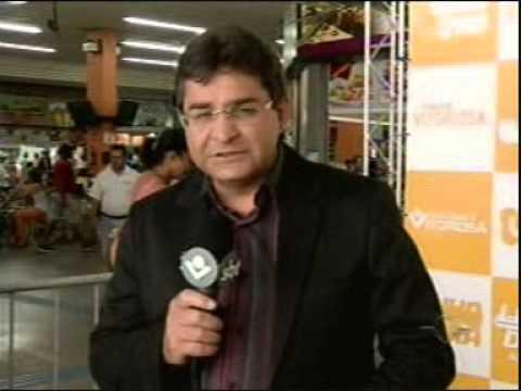 Linha Dura 15 anos de TV Vitoriosa Quarto Bloco