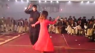 Afghan wedding girl dance