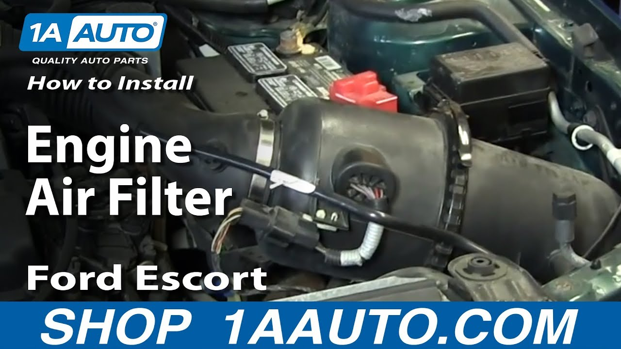 how to change idler on 2002 focus