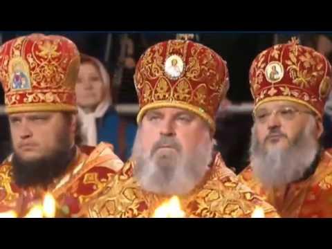 Мощи святителя Николая Чудотворца в Москве - Храм Христа Спасителя
