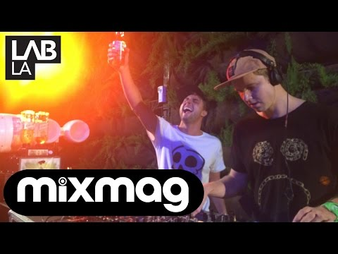 CUT SNAKE pumping house set in the Mixmag Lab LA