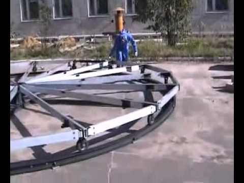 """Накладной круг производства фирмы """"Система"""", 2002 год."""