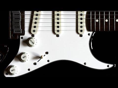 Tasty Blues Rock Guitar Backing Track Jam in D