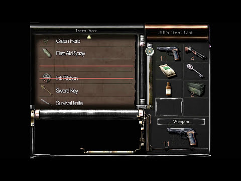 Resident Evil Remastered Walkthrough Gameplay Part 4 - Richard (PS4 PC)