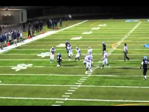 Matt Andersen #35 Santa Margarita Catholic High School Football Highlights