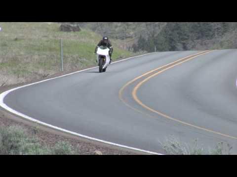 Brammo Enertia TTR Test #2