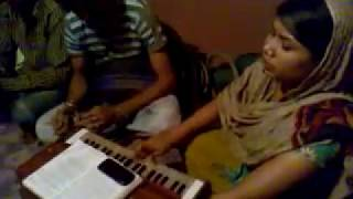 sharmin boshor... baul song