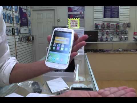 Samsung Galaxy S III (3) Unboxing and review for MetroPCS