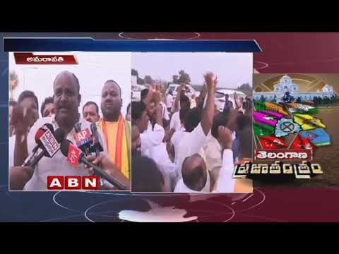 T-TDP Leader Sama Ranga Reddy Demands LB Nagar Ticket | ABN Telugu