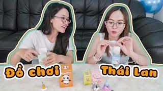 Dễ Thương Muốn Xỉu đồ chơi mua được từ Thái Lan