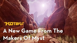 The Beginning Of Obduction, A New Game From The Makers Of Myst