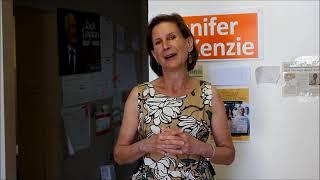 Jennifer McKenzie (NDP) – Environment