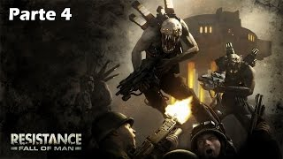 Resistance Fall of Man Walkthrough / Let