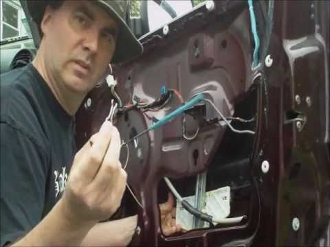 Part 1 - 2004 Jeep Liberty - Window Regulator - Driveway Mechanics #2