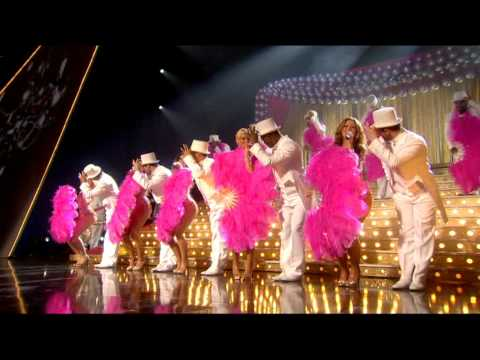 Girls Aloud - The Promise (Live at The Brit Awards 2009)