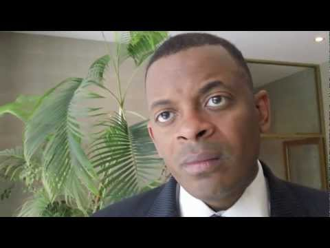 5 Questions with Charlotte Mayor Anthony Foxx