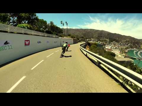 ABEC 11 (Raw Run) - Catalina Island Classic 2014