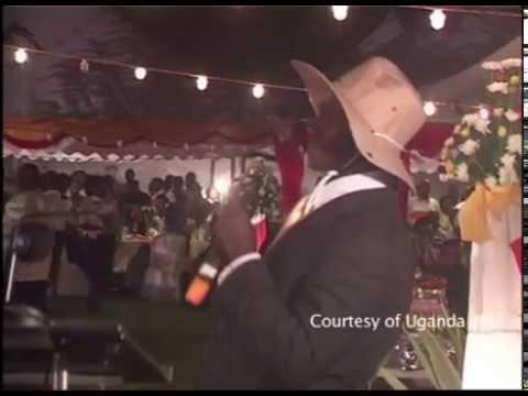 Mendo Museveni meets Museveni..Laughter in Full HD.