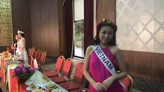 Hoa Hậu Hoàn Vũ Nhí - Little Miss Universe 2018 - Ngày hội quốc gia