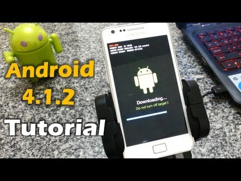 [Tutorial] Android Jelly Bean 4.1.2 oficial Samsung Galaxy S2