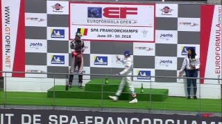 Euroformula Open 2018 ROUND 3 BELGIUM - SPA-FRANCORCHAMPS Race 1 ENGLISH