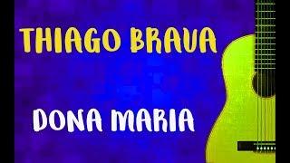 download musica Aula de violão - SIMPLIFICADA Thiago Brava - Dona Maria