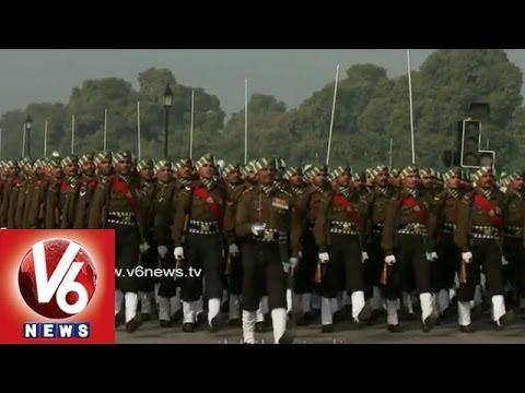 High Security Alert in Delhi ahead of Republic Day Celebrations