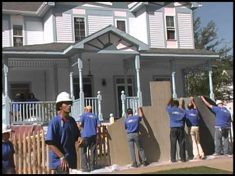 Extreme Makeover Home Edition in Springfield