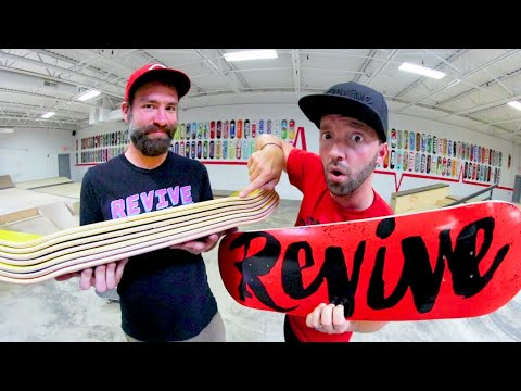 The Best Skateboards From REVIVE / Revive Fall 2019