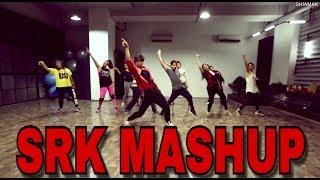 SHAH RUKH KHAN BIRTHDAY SPECIAL   SRK MASHUP   CHOREOGRAPHY   DANCE COVER   ROHAN PHERWANI - 2