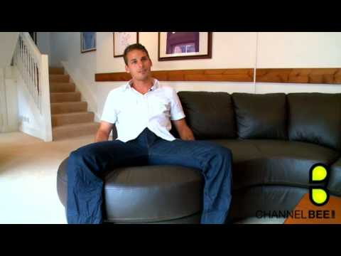 David Bentley Interview | Channelbee Video