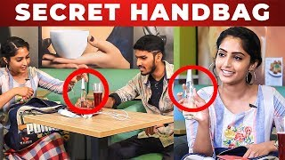 LOL: Handbag Secret of Reba Monica Reveled | Whats inside the Handbag