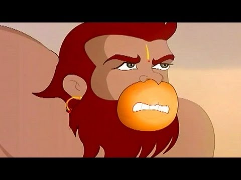 Pavanputra Hanuman - English Animated Story 1/12