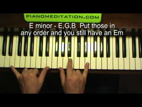 How Great is Our God - How to play Contemporary Christian Piano