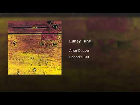 Alice Cooper - Luney Tune
