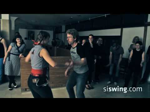 Birthday Swing Dance for Nina Kononenko