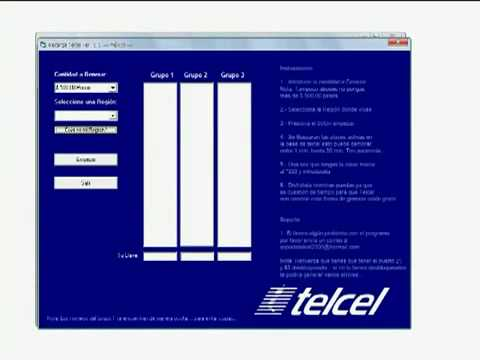generador de saldo gratis telcel generador de saldo gratis telcel
