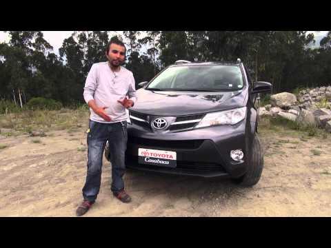 TEST DRIVE Toyota Rav 4 2014