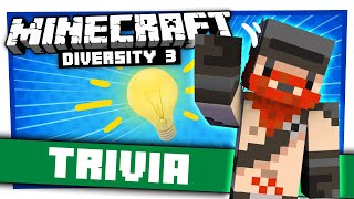 WE KNOW THE ANSWERS! | Minecraft Diversity 3 | Part 14