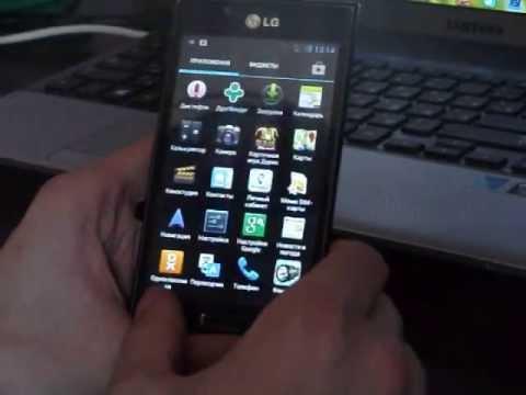 CyanogenMod 10 for LG Optimus L7