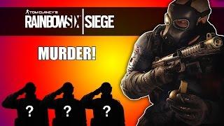 Rainbow Six Siege | Murder! GMod Mode! (Funny Moments)
